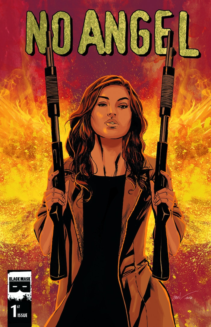 No Angel #1 by Eric and Adrianne Palicki