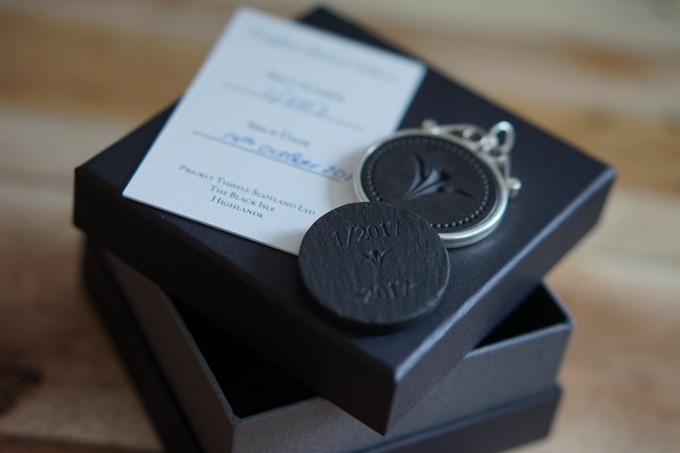 THE BLACK HOUSE PENNY - SAMPLE