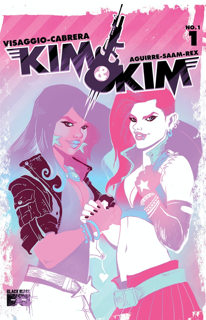 Kim and Kim #1 by Mags Visaggio