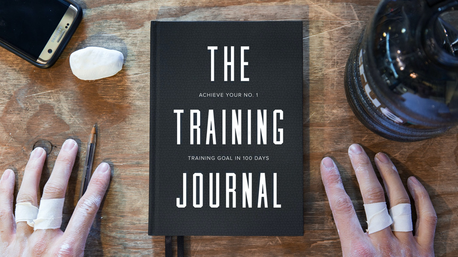 The most powerful tool to achieve your number 1 training goal in 100 days.