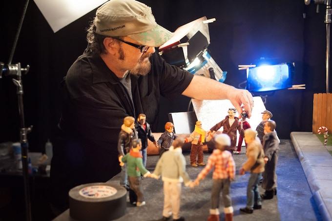 Emmy-Award Winning Animator/Modelmaker Thomas R. Smith