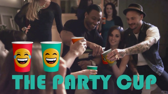 The Party Cup | Best Eco Friendly Paper Cup for House Party