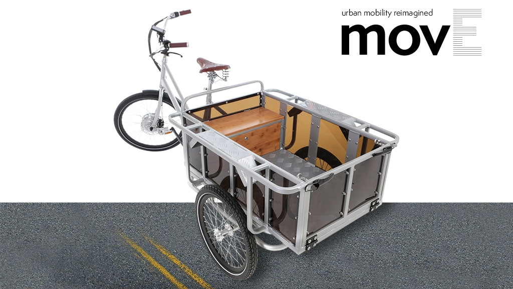 movE - urban mobility reimagined project video thumbnail