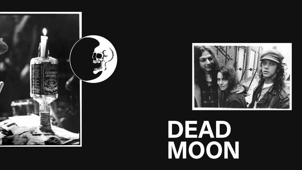 Dead Moon: The Book project video thumbnail