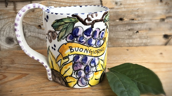 Bottega Krua: italian handmade ceramics