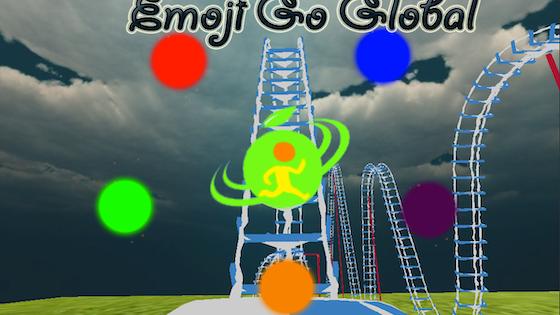 Emoji Go Global: EdTech video game