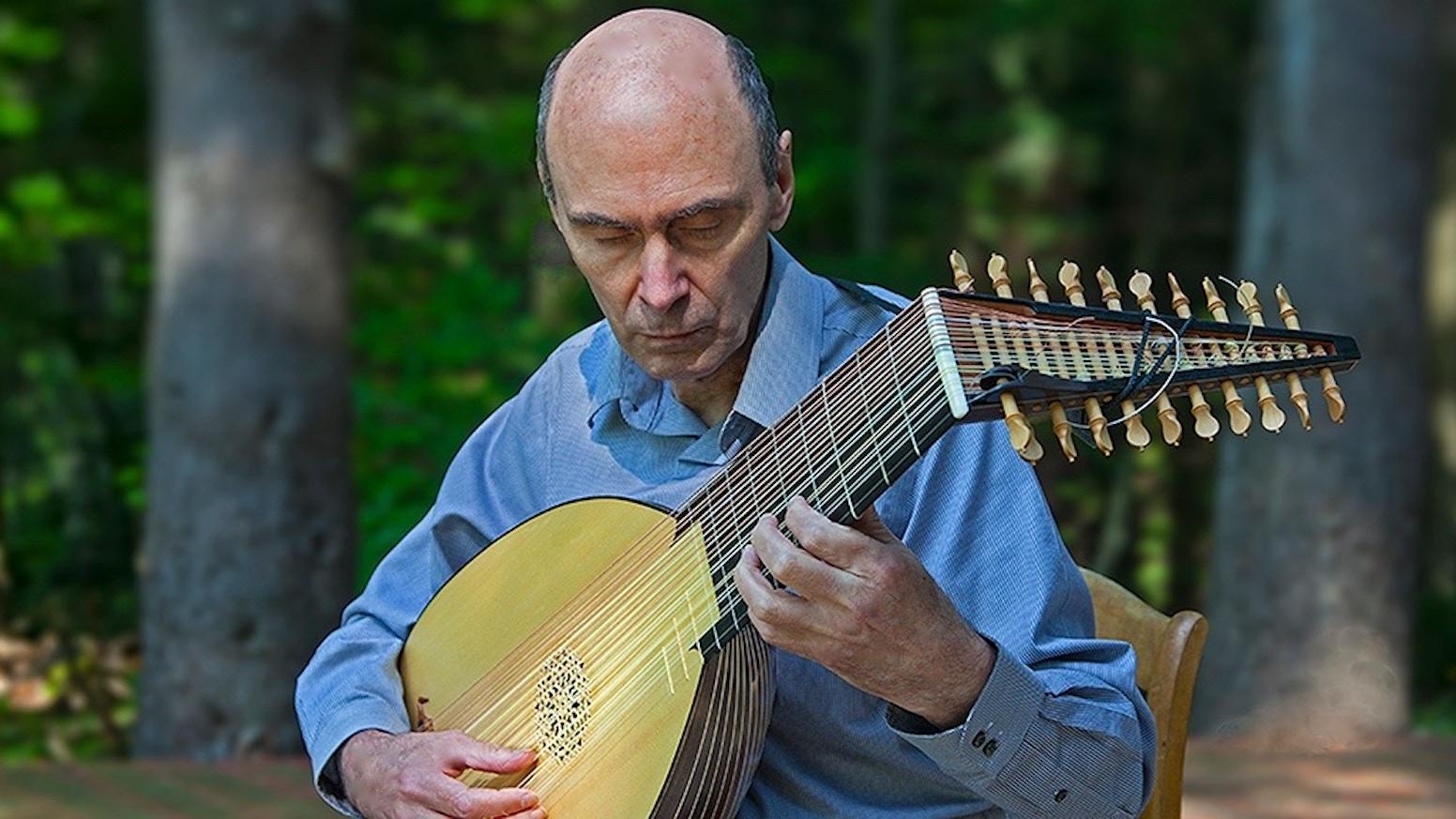 Richard Kolb: Lute Music of Robert Ballard by Richard Kolb