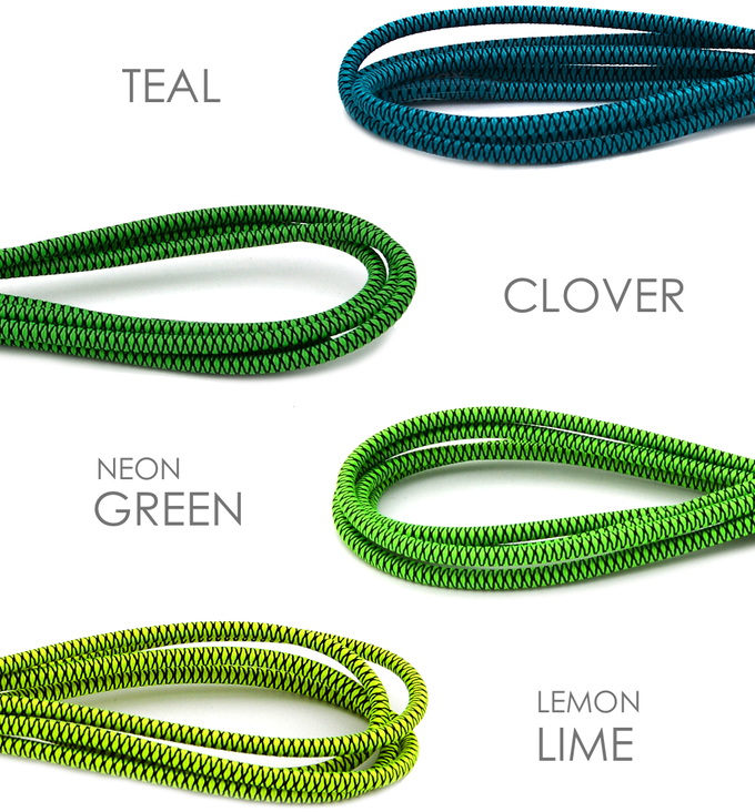 970795fe7fc4a Our reflective series laces will be unlocked if we raise  100k or more.  These will be offered when picking your colors prior to delivery and will  cost an ...