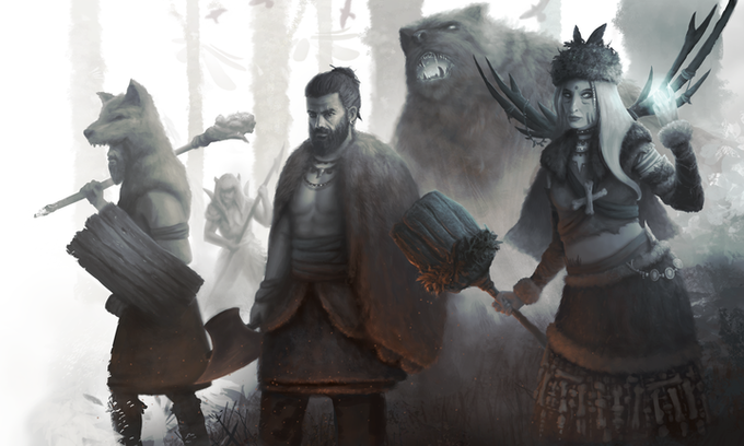 Great Forest Tribes