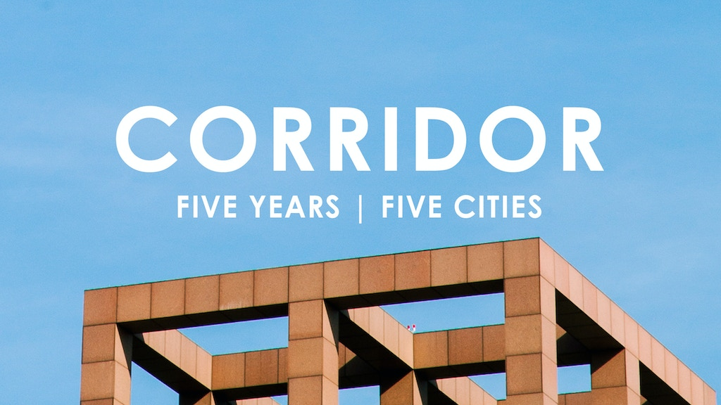 Corridor Journal | Bridgeport Connecticut project video thumbnail