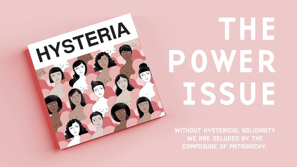HYSTERIA #8: Feminisms and power project video thumbnail