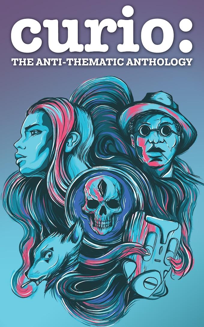 cover art by Matt Kehler