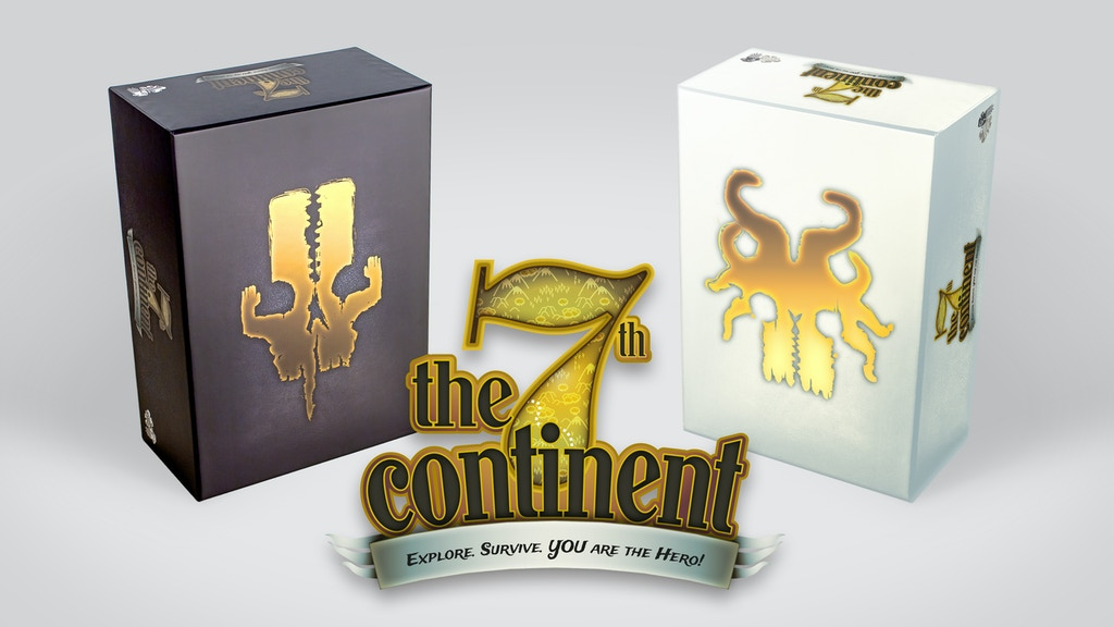THE 7th CONTINENT – What Goes Up, Must Come Down. miniatura de video del proyecto