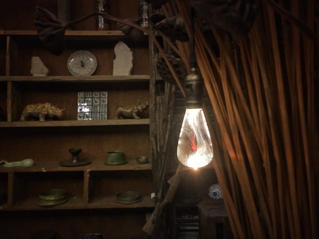 E.P.Light holder