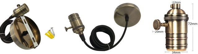 Light holder for E.P.Light