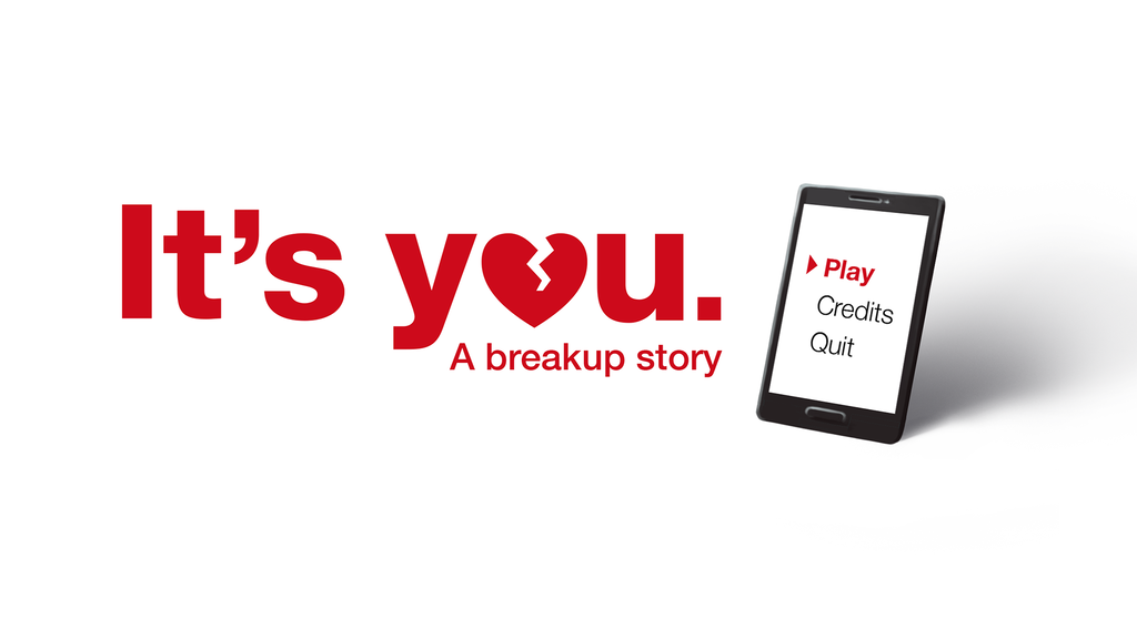 ... It's You: A Breakup Story project video thumbnail