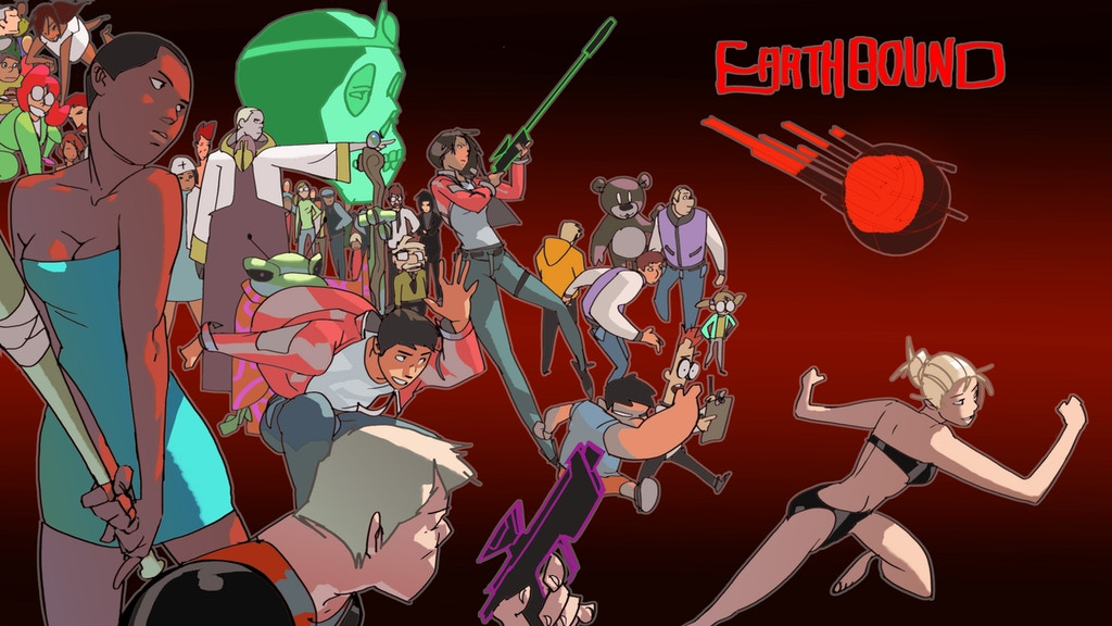 Earthbound: Between Two Breaths on Earth project video thumbnail