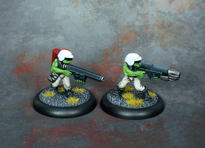 Outer Rim Pirates Specialists £5 Add On