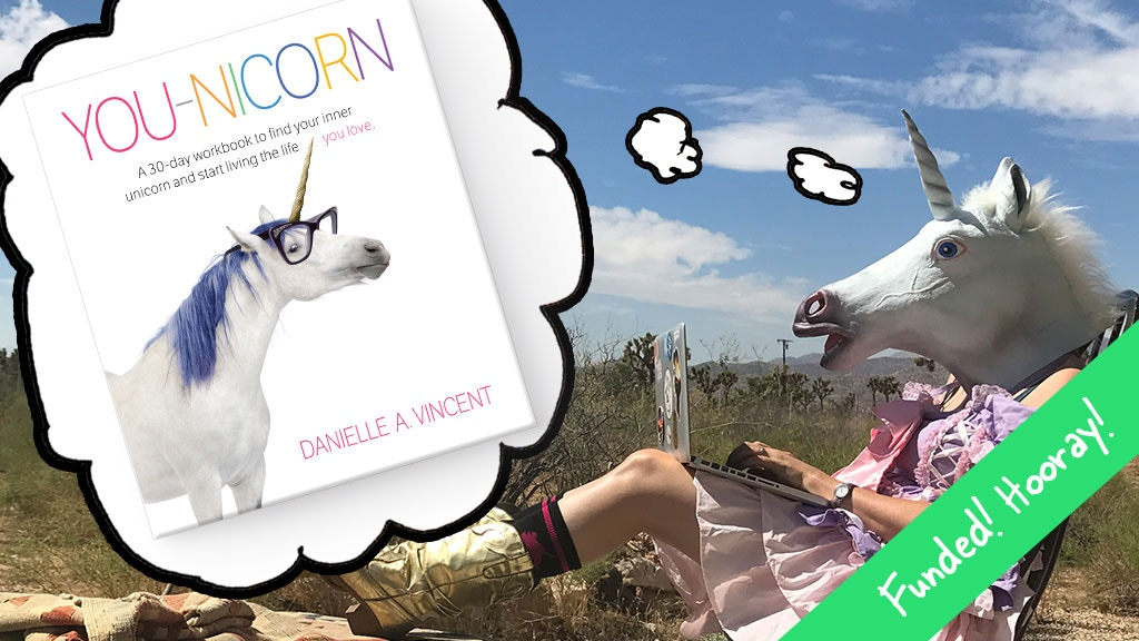 YOU-NICORN: A 30-day workbook to find your inner unicorn project video thumbnail