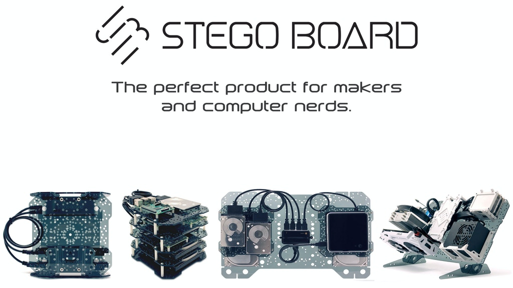 STEGO BOARD project video thumbnail