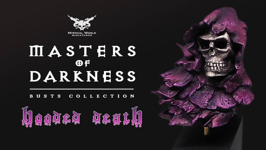 Project image for Masters of Darkness - Hooded death