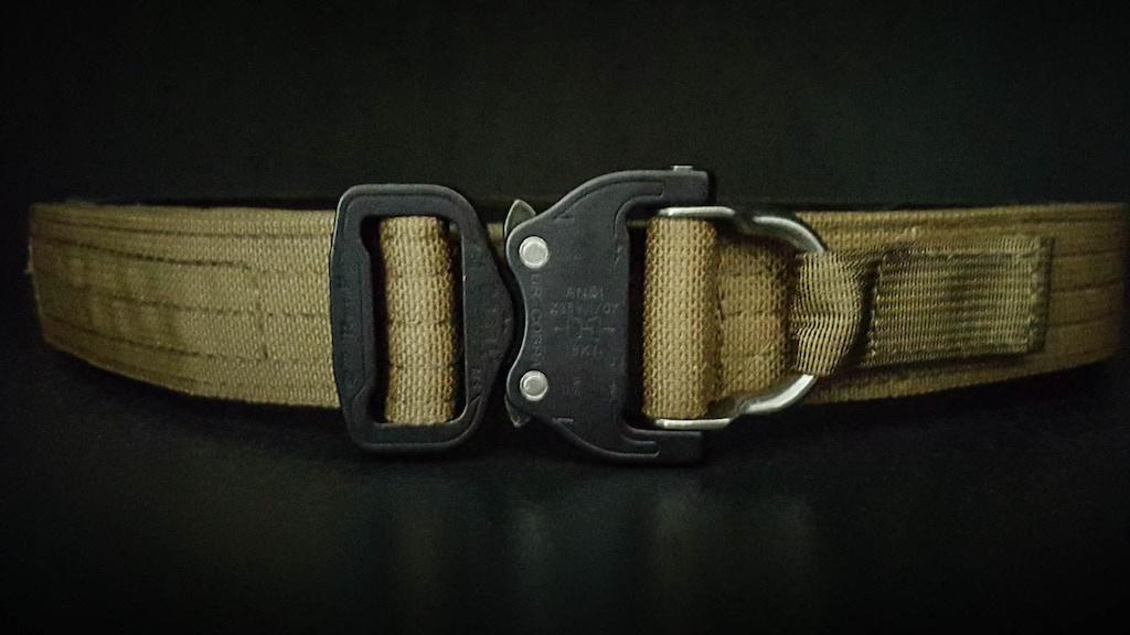 Ridge Iron Search & Rescue (SAR) Riggers EDC Belt Set project video thumbnail