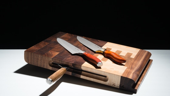 Vie Belles: Unique Handcrafted Chef's Knives