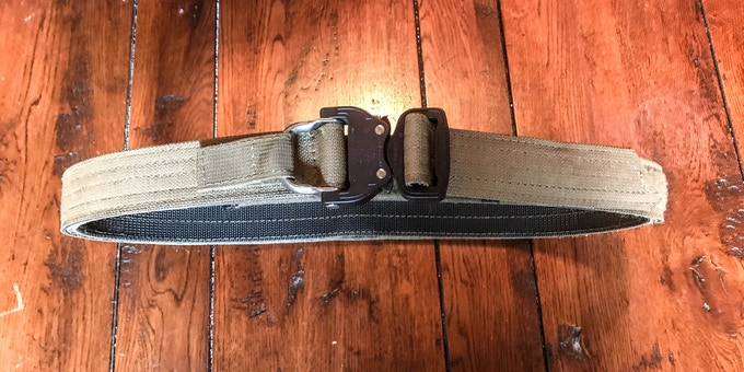 Ridge Iron SAR Riggers Belt