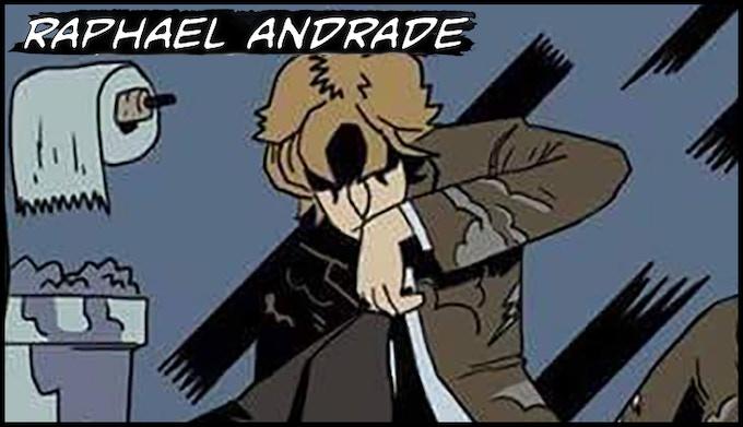Artist Raphael Andrade