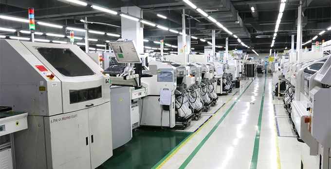 Photo taken in our OEM factory in China