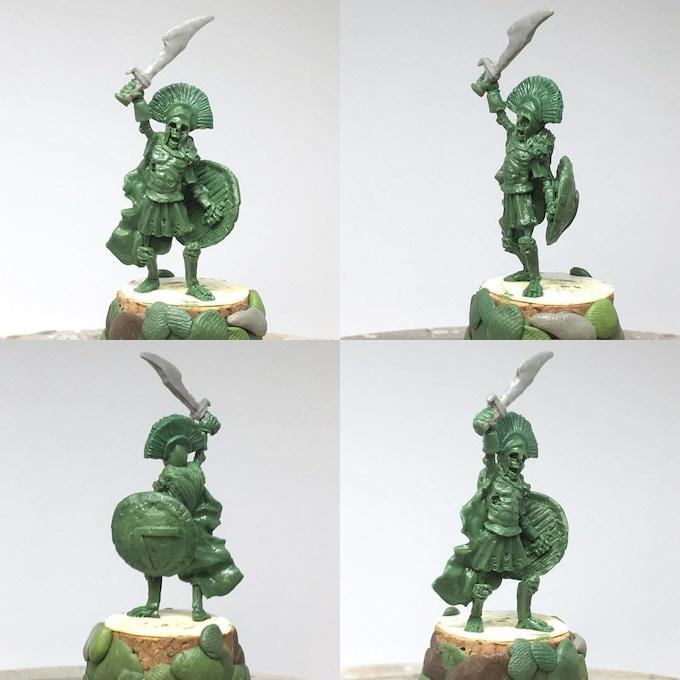 Undead Spartan Hero