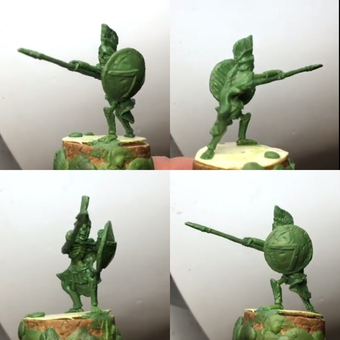 Undead Spartan 3
