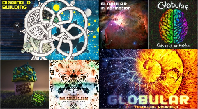 All the digital releases available in one 4xCD box set
