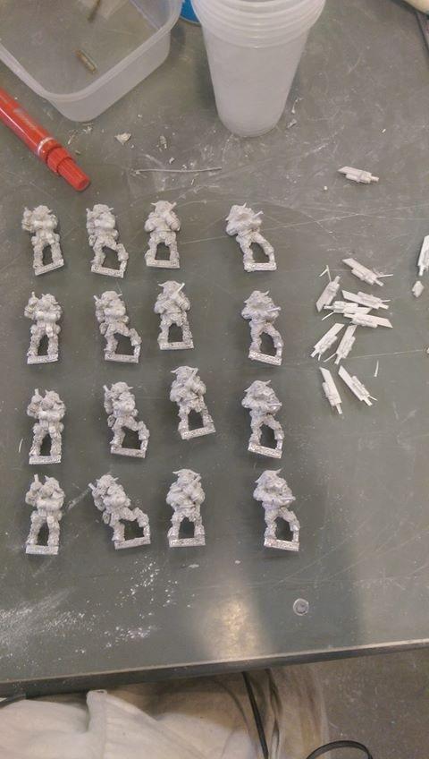 Beastmen Close Combat Troopers Pack £12