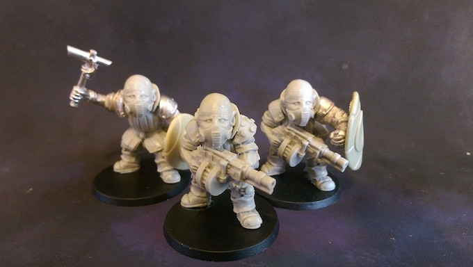 Og Storm Corps Squad £18 (any combination of the 3)