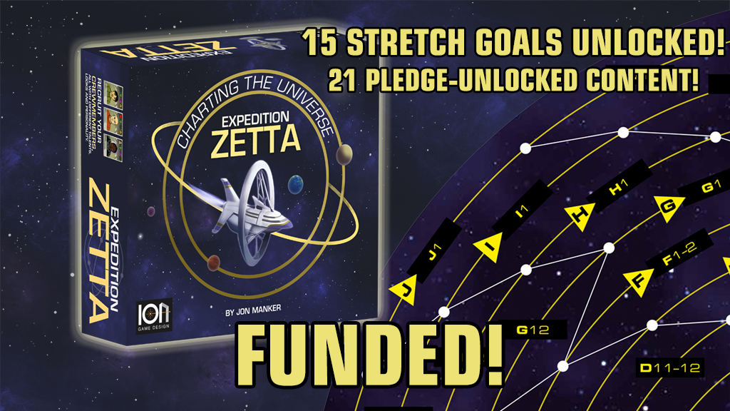 Expedition Zetta - Charting the Universe project video thumbnail