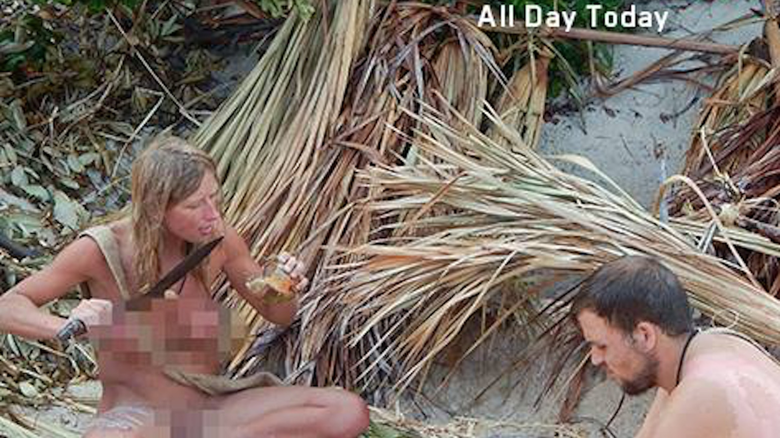 The Truth About Naked And Afraid Polygraph Test For Honora