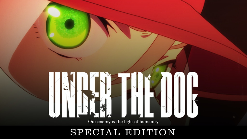 UNDER THE DOG the MOVIE: Live-Action Short and Music Video project video thumbnail