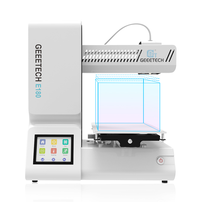 E180-The best Mini 3D printer, Your optimal choice! by