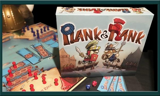 Plank & Rank Board Game