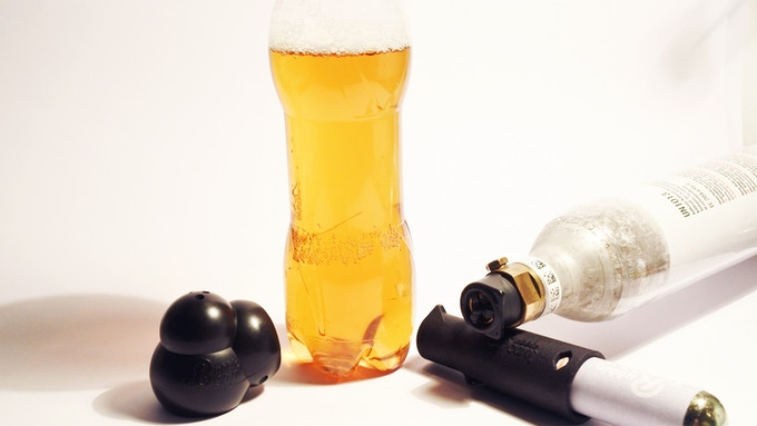 Do you home-brew? How about BubbleCaping your beer, directly from the fermentor? No need to bottle ferment to get it carbonated, which takes a week or two. Also you avoid the yeast sediment.