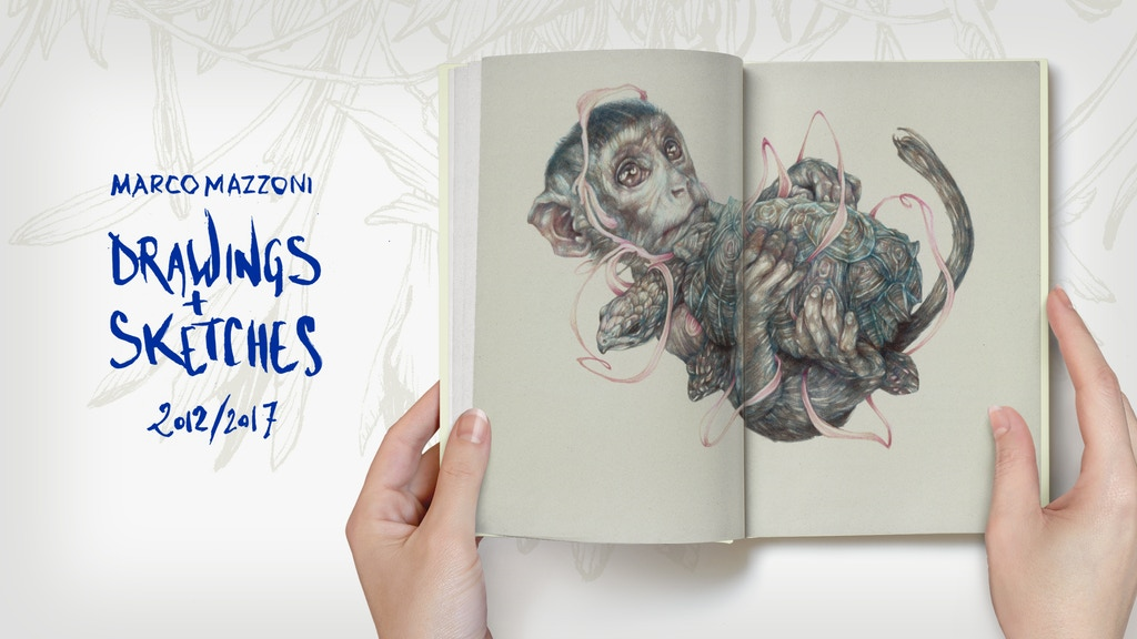 Marco Mazzoni - Drawings & Sketches 2012/2017 project video thumbnail