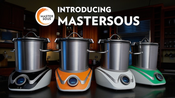 MasterSous™: A Revolutionary All-in-One Cooking Device