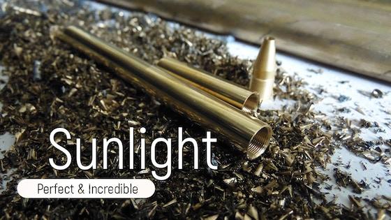 Sunlight - pen
