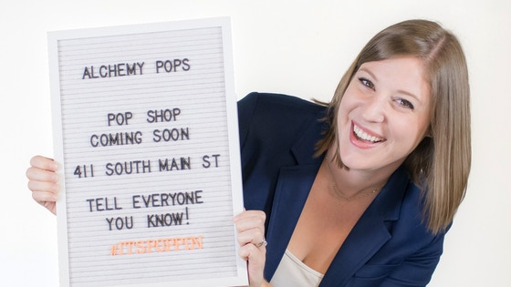 Alchemy Pops // The First Pop Shop!