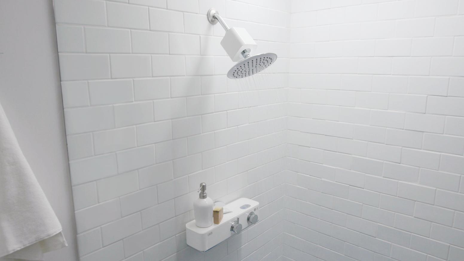 Livin - Shower, redesigned in a smart way. by Livin — Kickstarter