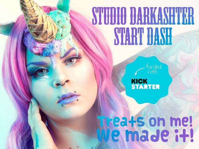 Studio Darkashter is about fantasy&fashion photography and learning about modeling and/or photography in a relaxed environment.