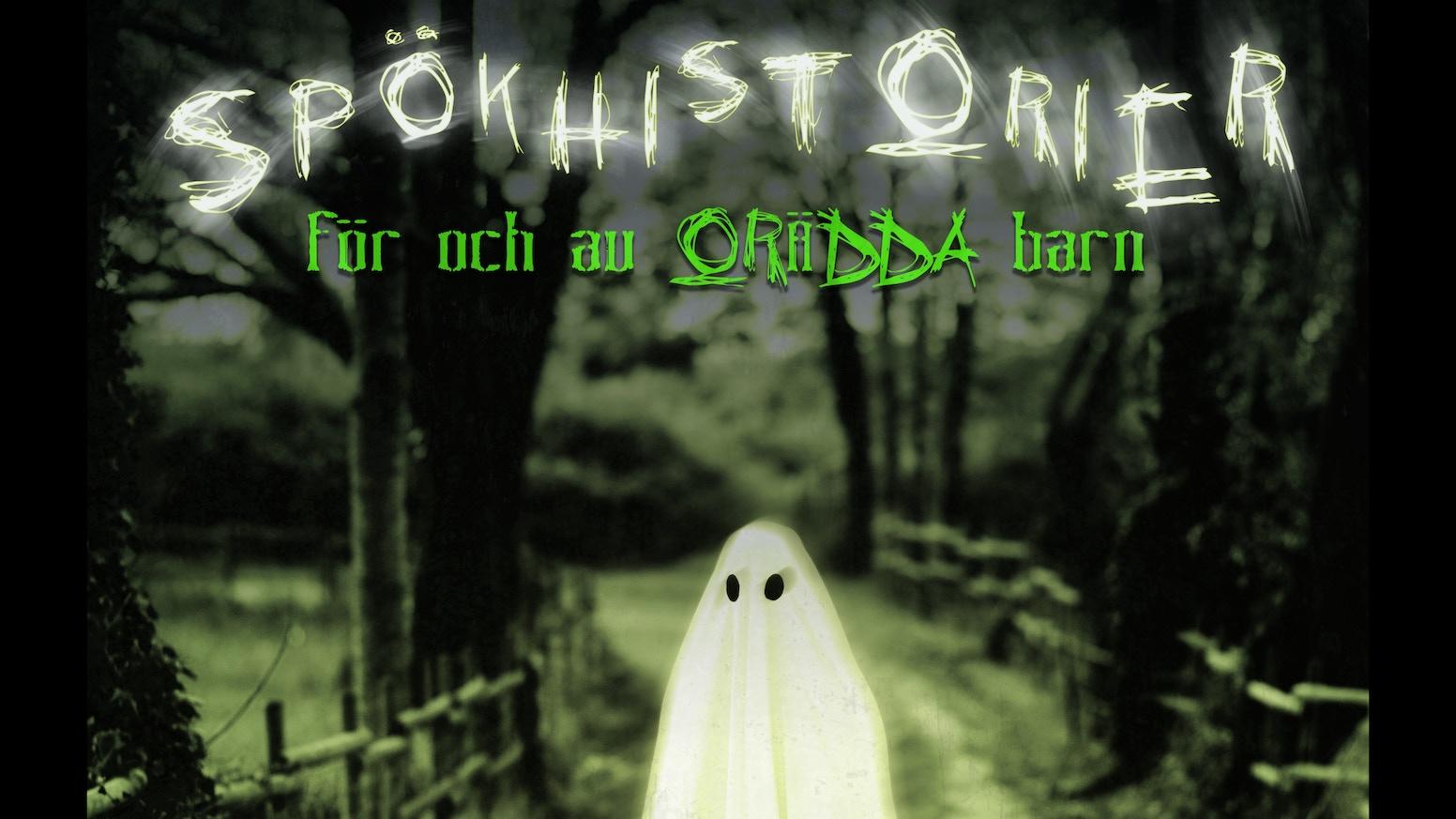 SPÖKHISTORIER för och av Orädda barn   Smartypants Bok  3 by Liza ... 830aa104e1fc2