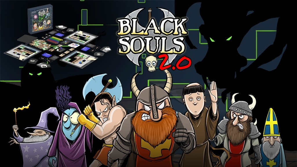 Black Souls 2.0 - Cheaper. Better. More. project video thumbnail