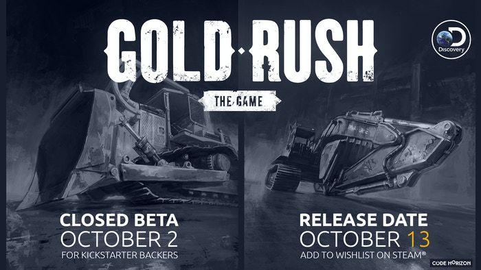 Gold Rush: The Game by PlayWay — Kickstarter